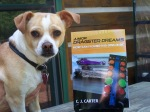 """I give Race to Read a three-woof salute."" -- Buster: Junior Dragster Dogster"